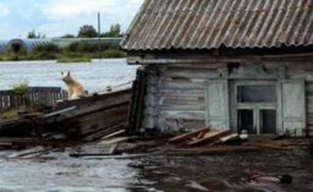 Twintig doden bij overstromingen in Siberië