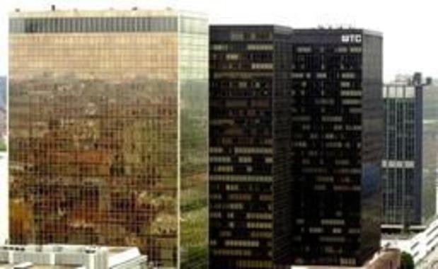 Afbraak van WTC-torens in Brussel gestart voor komst van Vlaamse ambtenaren