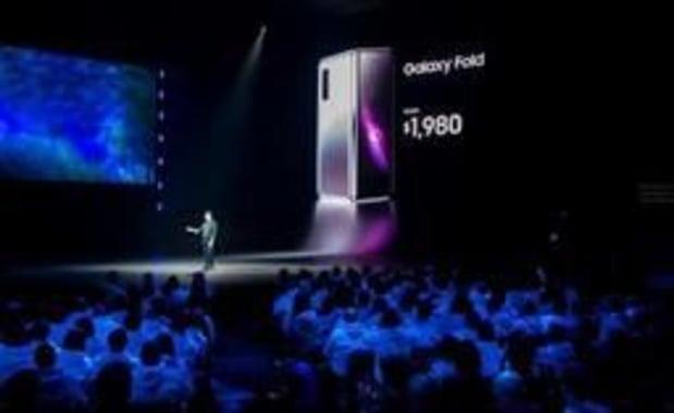 Samsung stelt lancering Galaxy Fold uit (update)