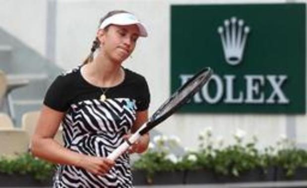 Elise Mertens grijpt net als Flipkens naast dubbelfinale Roland Garros
