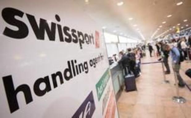 Swissport: peu de retards malgré la grève du zèle
