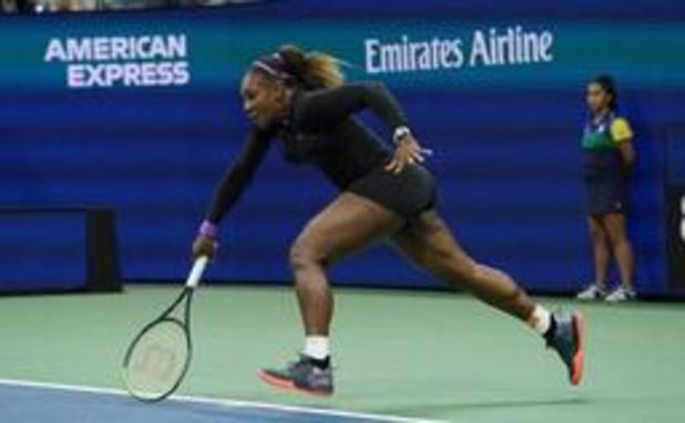 US Open - Serena Williams qualifiée pour sa 10e finale