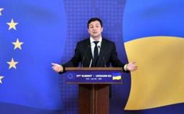 Oekraïense president wil opgesloten Russische journalist ruilen voor regisseur