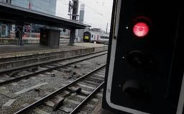 In 2018 reden treinen 99 keer een halte voorbij