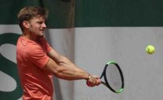 """Roland-Garros - Goffin ne pense pas à un possible duel face à Nadal: """"J'espère d'abord y arriver"""""""