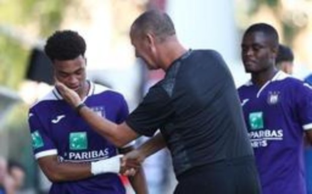 Jupiler Pro League - Anderlecht start voorbereiding met 0-1 zege bij RWDM in Brusselse derby