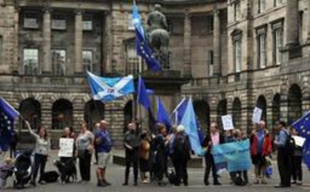 Opschorting Brits parlement is onwettig volgens Schots hof van beroep
