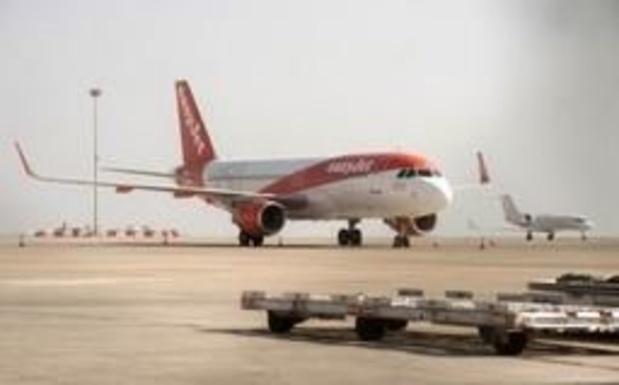 Easyjet réduit ses capacités de vols à 20% pour l'hiver