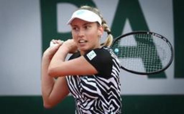 Elise Mertens bereikt kwartfinales