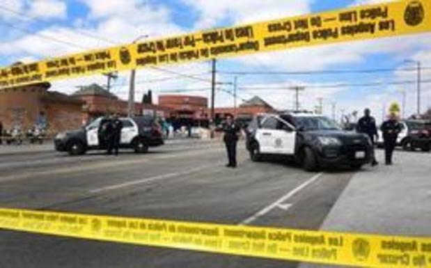 Vier doden, onder wie dader, op festival in Californië, andere dader nog niet gevat