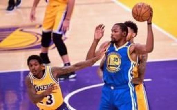 NBA-ster Kevin Durant weigert voorstel Warriors van 31,5 miljoen euro en wordt vrije speler