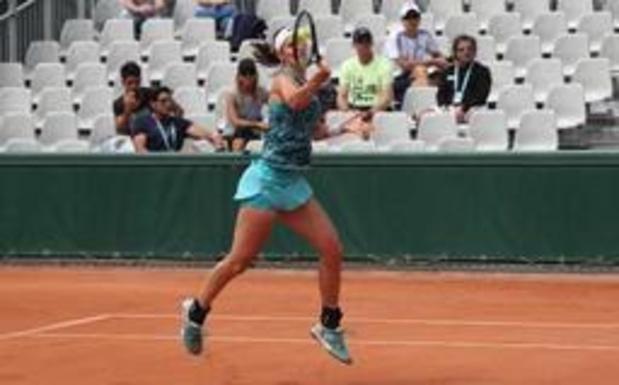 Ook Wickmayer plaatst zich voor hoofdtabel Wimbledon