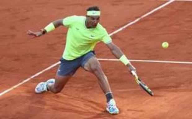 """Roland-Garros - Rafael Nadal: """"Il n'y a rien de surprenant à perdre un set contre Goffin"""""""