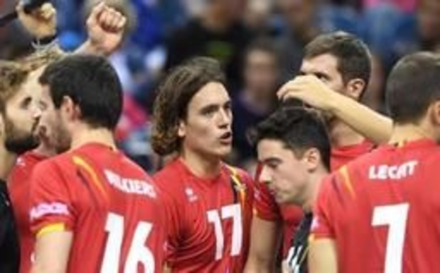 EuroMillions Volley League - Roulers peut aligner Tomas Rousseaux samedi comme joker médical décide la justice