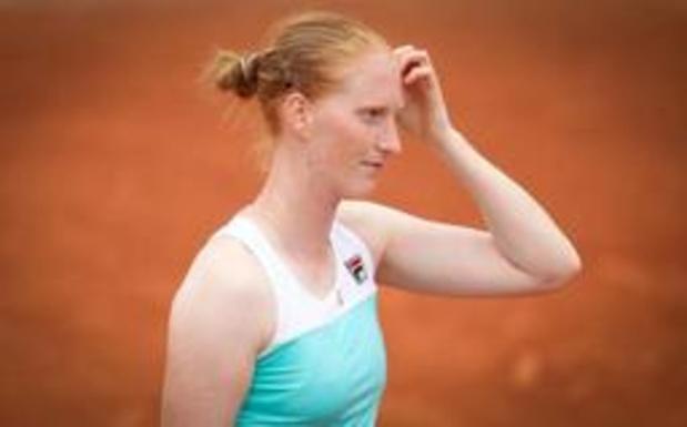 ITF Surbiton: Alison Van Uytvanck en quarts de finale