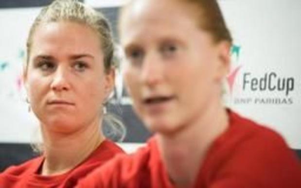 "WTA Rabat - Bonaventure, qui défiera Van Uytvanck à Rabat : ""Alison est la favorite"""