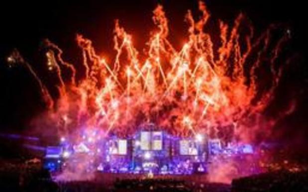 Tomorrowland - Le premier week-end prend fin avec Dimitri Vegas & Like Mike et Steve Aoki