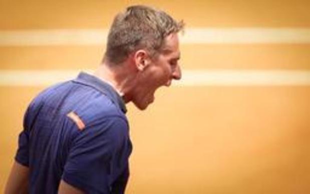 Kimmer Coppejans grijpt naast duel met Nadal