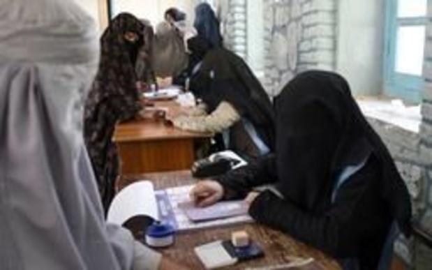 Resultaten Kaboel zeven maanden na stembusgang aangekondigd