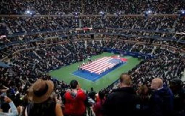 US Open - Record de spectateurs cette année à Flushing Meadows