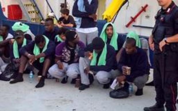 Nog steeds onderhandelingen over Sea-Watch-migranten