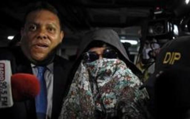 Ex-presidentskandidate Torres in Guatemala opgepakt