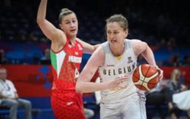 WNBA - Déjà 30 mn de jeu, 15 pts, 7 rebonds pour Emma Meesseman pour sa rentrée avec Washington