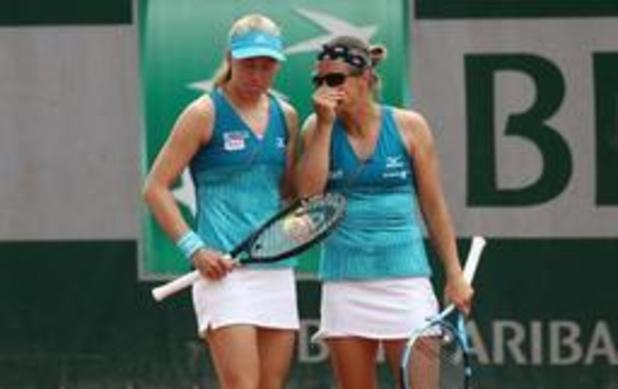 Kirsten Flipkens bereikt finale dubbelspel WTA Mallorca