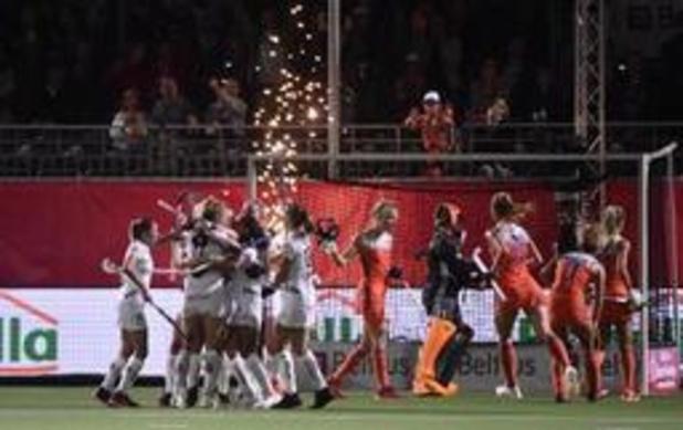 Euro de hockey - Les Red Panthers créent l'exploit et arrachent le nul 1-1 face aux Pays-Bas