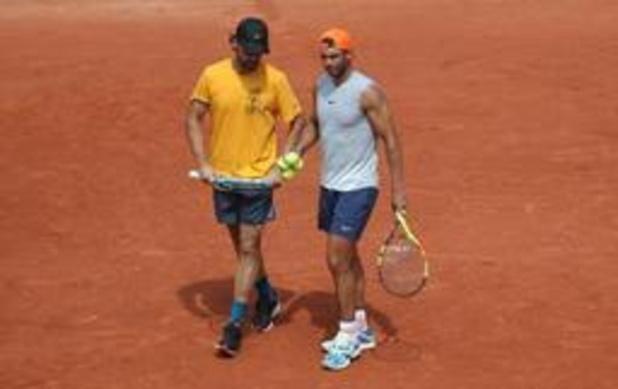 "Roland-Garros - Carlos Moya, le coach de Nadal: ""Goffin sera le premier vrai test pour Rafa"""