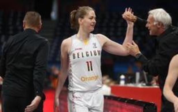 WNBA - Nieuwe zege voor Washington Mystics, met 10 punten van Emma Meesseman