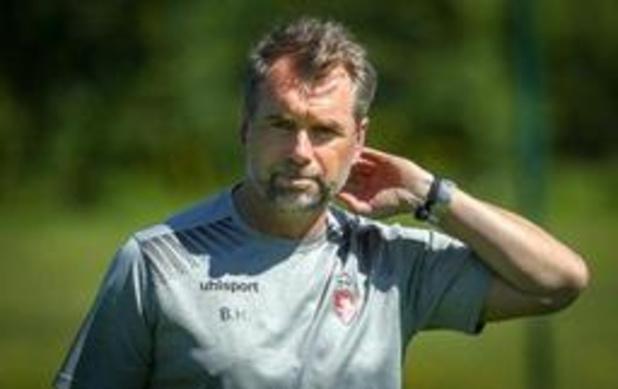 Jupiler Pro League - Large victoire de Mouscron face à Ostende en match de préparation