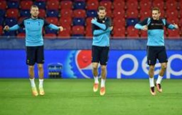 Vertonghen en Alderweireld nemen in oefenduel de maat van Juventus