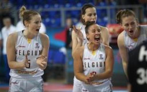 EK basket (v) - Belgian Cats gaan vanavond vol voor groepswinst tegen Servië