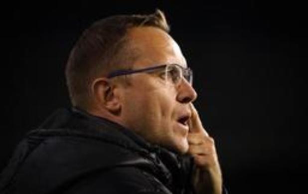 Jupiler Pro League - Mercier verlaat Seraing om coach te worden bij Waasland-Beveren