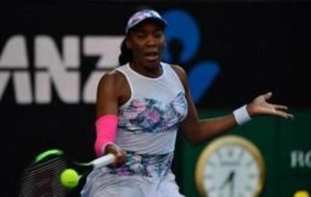 WTA Rome - Elise Mertens contre Venus Williams au 1er tour