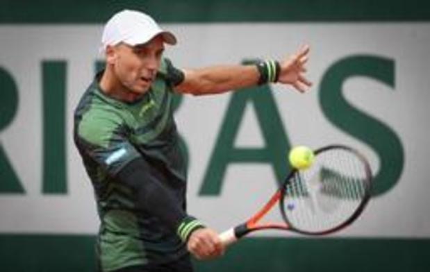 Steve Darcis échoue à une victoire d'une dixième participation à Roland-Garros