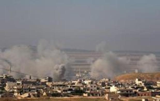Tien burgerdoden bij Syrische luchtaanvallen op Idlib