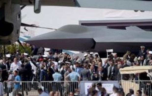 Airbus en Dassault onthullen nieuw Europees gevechtsvliegtuig