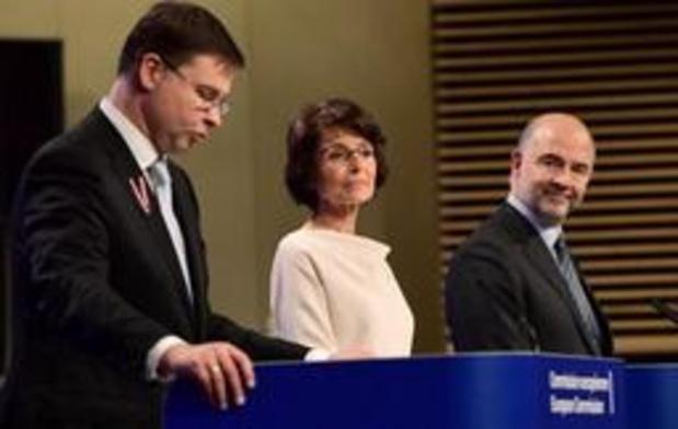 België ontsnapt aan Europees begrotingstoezicht