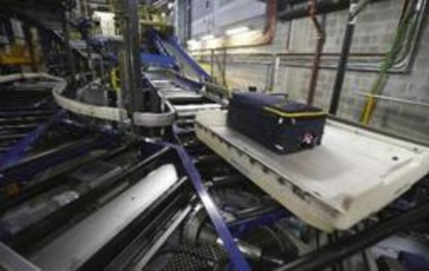 Slimme technologie op Zaventem en Charleroi