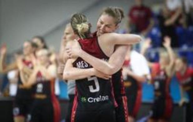 """EK basket (v) - Emma Meesseman, goed voor 29 punten tegen Rusland: """"Benieuwd hoe ver we kunnen geraken"""""""