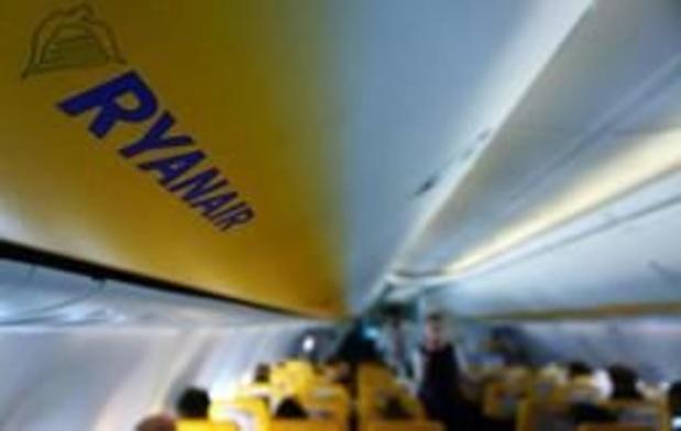 Test-Aankoop hekelt toeslag voor baby op schoot bij Ryanair