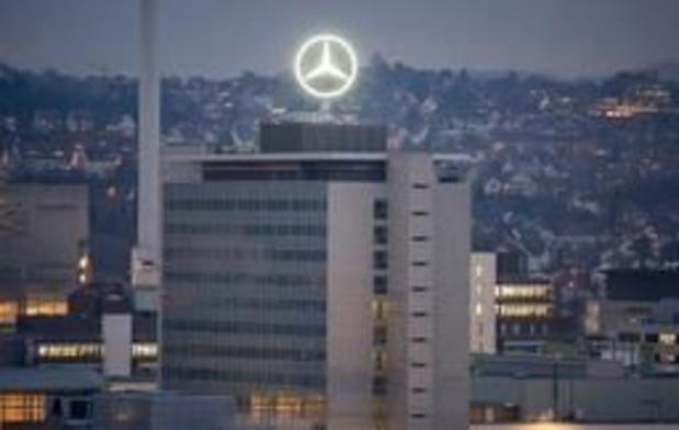 Daimler visé par une enquête en Allemagne