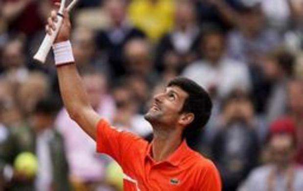 Novak Djokovic déroule encore face au Suisse Laaksonen pour rejoindre les 16es de finale