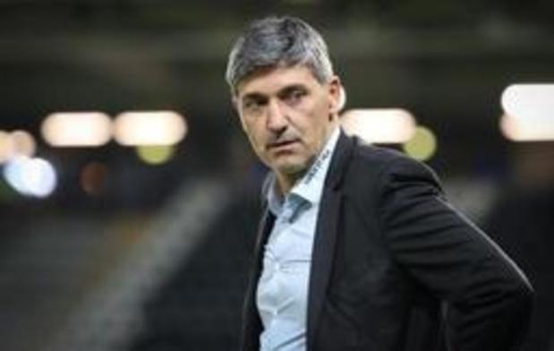 Felice Mazzu est le nouvel entraîneur du Racing Genk