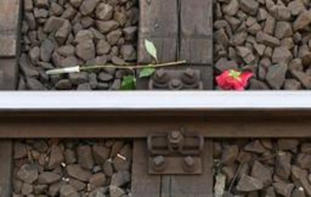 Internering voor man die in Frankfurt jongetje onder trein heeft geduwd