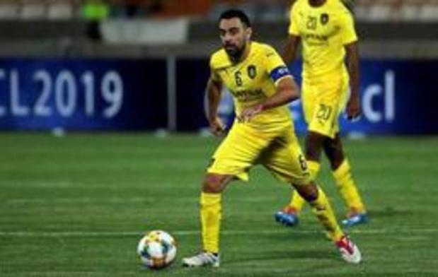 Xavi zet stap naar hoofdtrainerschap bij Al Sadd