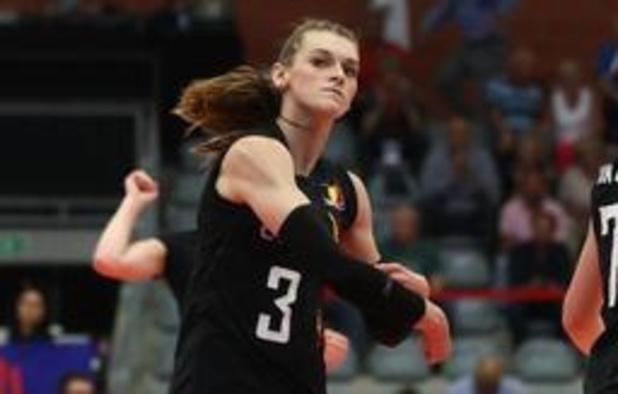 Women's Nations League Volley - Yellow Tigers kloppen wereldkampioen Servië