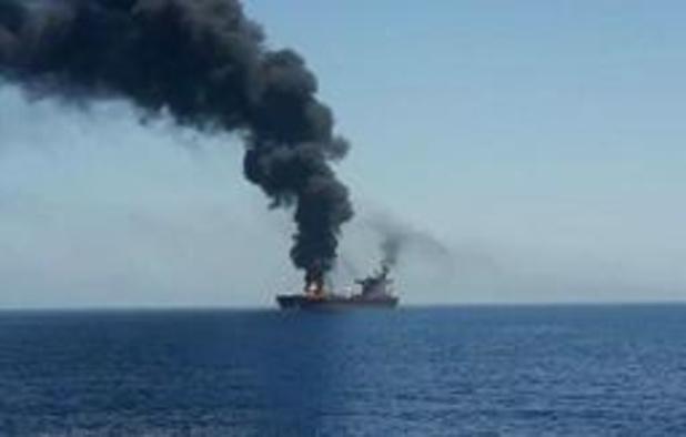 VS en Britten overleggen morgen in Bahrein over beschermingsvloot voor tankers